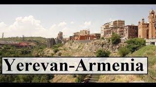 Armenia/Yerevan (Walking Tour1)  Part 7