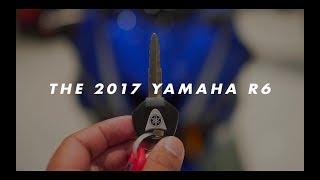 FIRST LOOK! Yamaha R6 2017 / REVIEW SOON!