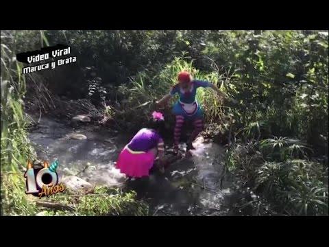 El video viral de Maruca y Orata