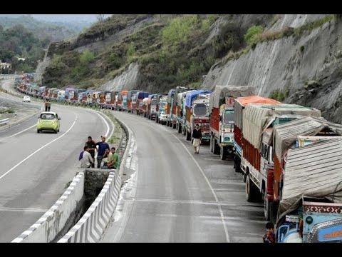 Jammu Srinagar National Highway closed for 5th consecutive day