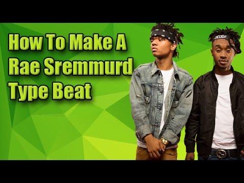 How To Make A Rae Sremmurd Type Beat (Rae Sremmurd Tutorial)