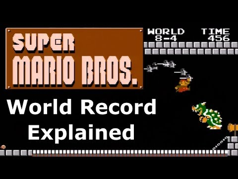 How is this speedrun possible Super Mario Bros. World Record Explained