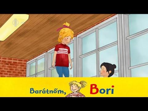 Bori barátnőm 2. évad 19&20 Bori a tornász