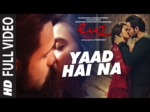 Xxx Mp4 YAAD HAI NA FUll Video Song Raaz Reboot Arijit Singh Emraan Hashmi Kriti Kharbanda Gaurav Arora 3gp Sex