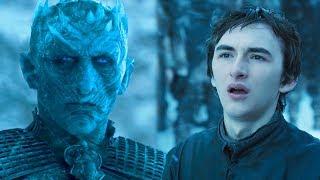 Bran es en Realidad el Rey de la Noche en Juego de Tronos.