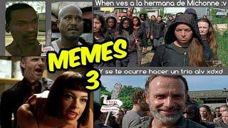 Los Mejores Memes de The Walking Dead (Parte 3)   Temporada 7