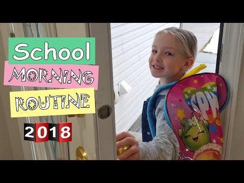 Xxx Mp4 School Morning Routine 2018 Trinity And Beyond 3gp Sex