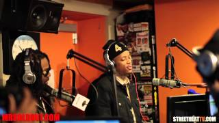 DJ Kayslay talks with YG and Young Scooter about the Illumanti and more