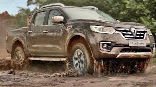2017 Renault ALASKAN Pickup Truck - Official Video