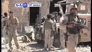 VOA60 Duniya: Taron Kungiyar Tsaro ta NATO a Ukraine da ISIS, Satumba 4, 2014