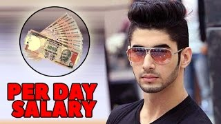 Television Actor Laksh Lalwani's Per Day Salary | Pardes Mein hai Mera Dil | TV Prime Time