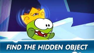 Find The Hidden Object Ep.5 - Om Nom Stories: Snow Queen