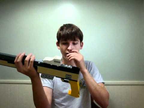 lego shell ejecting shotgun