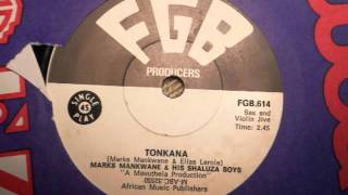 Marks Mankwane - Tonkana (Sax & Violin Jive) (FGB 614)