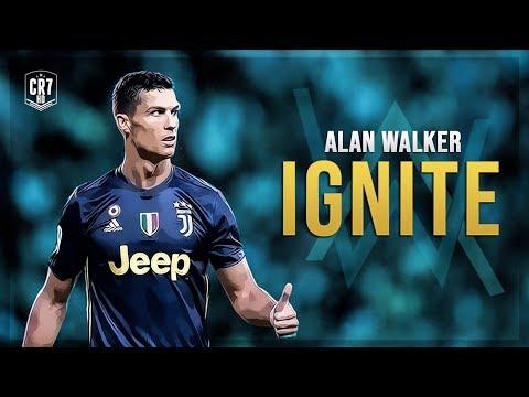 Cristiano Ronaldo 2018 • K-391 & Alan Walker - Ignite | Skills & Goals | HD