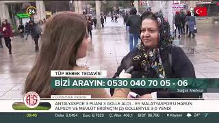 Sokağa sorduk: Türkiye'de tüp bebek tedavisi sizce güvenli yapılıyor mu? #SağlıkMerkezi