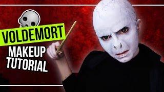 VOLDEMORT - SFX Makeup Tutorial - Harry Potter | Alycia Marie