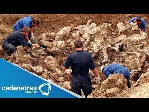 1,131 cuerpos encontrados en fosas siguen sin ser reclamados
