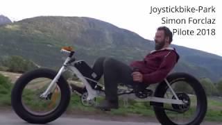Simon joystickbike pilote