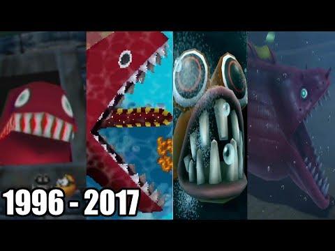 Xxx Mp4 Evolution Of EELS In Mario Games 1996 2017 3gp Sex