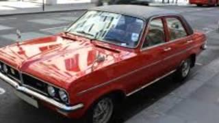 auto`s uit 1970