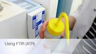 Using FTIR (ATR)
