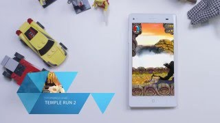 Mycell Alien_SX6 SMARTPHONE Review