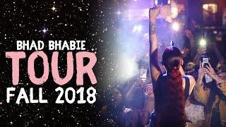 BHAD BHABIE - I'm on tour west coast and Australia and New Zealand next | Danielle Bregoli