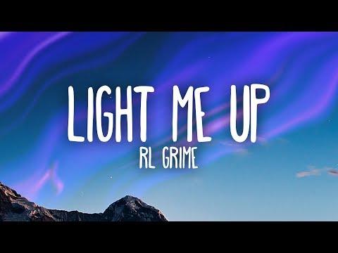 RL Grime, Miguel & Julia Michaels - Light Me Up (Lyrics)