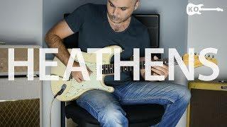 Twenty One Pilots - Heathens - Guitar Only - Cover by Kfir Ochaion