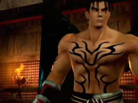 Jin Kazama Devils Never Cry