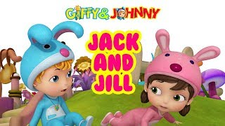 Jack and Jill and More | Rhymes for Children | Infobells