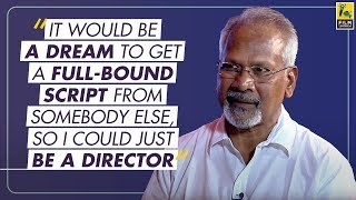 The Mani Ratnam Interview (Part 1) | FC South