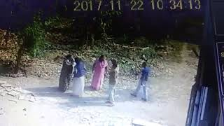 Mohanpur Royal Family ganging up and thrashing a maid servant