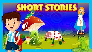 SHORT STORIES - Alice In Wonderland and The Frog Prince