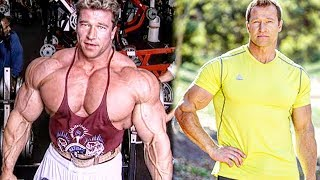 When Bodybuilders Retire - Bodybuilding Stars Before And After