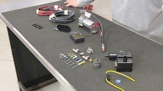 Air Lift Air Compressor System WirelessONE On-Board Dual Path