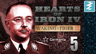 DIRECTIVE 21 [5] Hearts of Iron IV - Waking The Tiger DLC