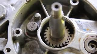 Armado de Motor Honda CG 125 TODAY 1999 (Español) | Titan 125 cc - Titan 125 cc 2000