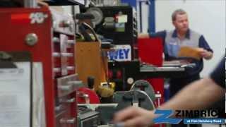 Honda Master Technicians At Zimbrick Honda In Madison Wisconsin
