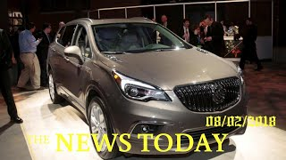 GM Seeks To Exclude China-made Buick SUV From Tariff | News Today | 08/03/2018 | Donald Trump