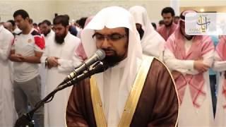 تلاوة باكية للشيخ ناصر القطامي من تراويح  الليلة 15 رمضان 1438هـ ( نعيم أهل الجنة )