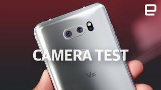 LG V30 Camera Test at IFA 2017