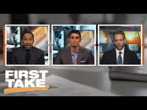 First Take debates who will win college football national championship First Take ESPN
