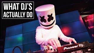 WHAT DJ's ACTUALLY DO! - SEAMLESS BLENDING TUTORIAL