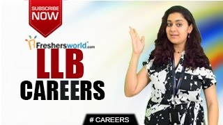 CAREERS IN BACHELOR OF LAWS (LLB) – Lawyer,Public Prosecutor,Judge,Recruitment,Higher Education