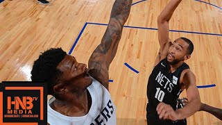 Indiana Pacers vs Brooklyn Nets Full Game Highlights / July 13 / 2018 NBA Summer League