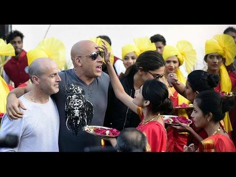 Xxx Mp4 XXX Vin Diesel And Deepika Padukone Having Fun At Mumbai Airport 3gp Sex