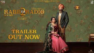 Rabb Da Radio 2 (Official Trailer) Tarsem Jassar   Simi Chahal   Releasing On 29 March 2019