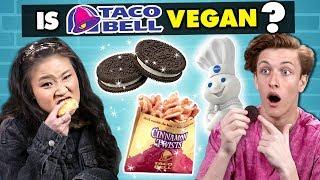 7 Foods You Won't Believe Are VEGAN | People Vs. Food